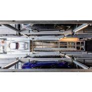 Parksafe 583 Parking automatique - Woehr - pour poids de véhicule jusqu'à 2,5 t