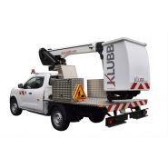 K26 pick-up Navara Nacelle VL - KLUBB - 11,30 m