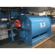Ligne d'incineration au four rotatif de 500 kg/h a 3,000 kg/h. gamme hdi