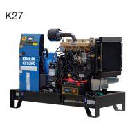 K27 groupes électrogènes industriel - sdmo - tension de référence (v)400/230