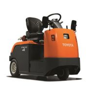 CHARIOT  TRACTEUR - TOYOTA TRACTO ELECTRIQUE 3T ASSIS