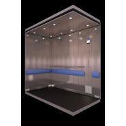 AH 1600 - Ascenseurs classiques - Hidral - Capacité de charge 1000 à 1600 Kg