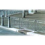 Barrphoc - Barrières de trottoir (voirie) - Norcor - Longueur 1185 mm - Hauteur 1000 mm
