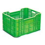 Bac fruit et légume empilable - 50 x 30 cm - hauteur 11 à 26 cm