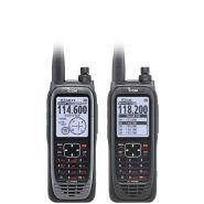 IC-A25FR SÉRIE : NOUVELLES VHF AVIATION POUR USAGE EMBARQUÉ IC-A25CE - IC-A25NE