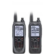 VHF AVIATION POUR UTILISATION EMBARQUÉ OU AU SIL SÉRIE IC-A25CEFR - IC-A25NEFR