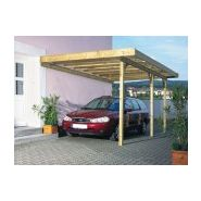 CARPORT ADOSSABLE 1 PLACE