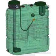Cuve à eau 3000 litres avec filtre et accessoires réf. 32697rld