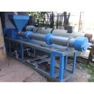 Mélangeurs pour industrie plastique - Choudhary Engineering Works - Machine à basse vitesse
