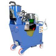 Appareil de vidange  450 / 65 litres triphase oilvac 450  4000 w.