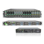 Convertisseur média Ethernet FRM220-CH20/08/04 - CHÂSSIS 20, 8 ET 4 SLOTS POUR CARTES FRM220