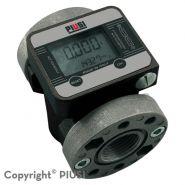 K600/3 - débitmètre électronique carburant - piusi - liquide : gasoil - débit : jusqu'à 100 l/min