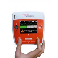 Défibrillateur cardiaque externe de poche fred easy port plus