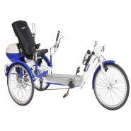 """Tricycle relax  22"""" pour hémiplégique"""