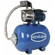 103462 Surpresseur - RENSON INTERNATIONAL - Puissance 0.8 kW - Capacité 80 L