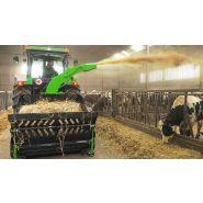 Duo pailleuse agricole - juraccessoire - 900kg / 1140 kg à vide