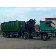 Sr3tg3 - semi-remorque - etablissement fournier - nombre d'essieux : 3 essieux