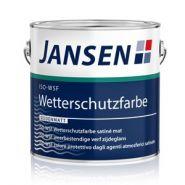 ISO-WSF peinture d'apprêt et de finition aqueuse - Jansen - Rendement/consommation : env. 8 m²/l