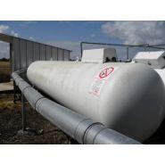 LPG Tanks - Citerne à gaz réservoir fixe aérien  - ALCANE - diamètre 2400 mm