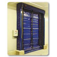 Porte rapide mavicold / souple / à enroulement / utilisation intérieure / 4000 x 4500 mm