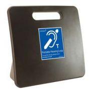 224202 - boucles magnétiques pour malentendants - deaco - dimensions : 275 x 250 x 110 mm