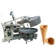Machine de fabricant de cornet de crème glacée - Henan Gelgoog - Capacité 2500pcs/h