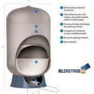Réservoir en composite 130 litres : eau potable réf. c2b130rld