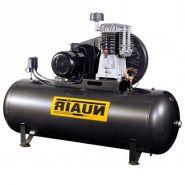 Compresseur d'air à piston bi-étagé 270 litres 5.5 cv nuair
