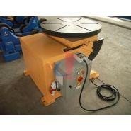Hb -6 - positionneur de soudure - wuxi lida welding machinery co., ltd - capacité de chargement maximale 600 kg