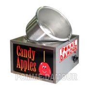 Machines à pomme d'amour
