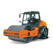 3411 H179 Compacteur monocylindre - Hamm - poids 11310 kg