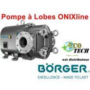 BORGER SÉRIE ONIXLINE - POMPE À LOBES DÉBITS DE 1 À 135 M³/H PRESSION MAX 16 BAR