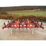 CAROLEV 3603 - Manipulateurs - Bugnot - Permet de prendre 3 bottes de 1.20 m de largeur - Charge maxi 2100 kg
