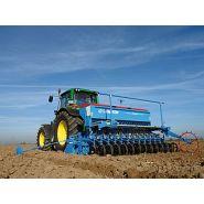 SAPHIR 7 - Semoir agricole - Lemken GmbH & Co. KG - Quantités de semences de 0,5 à 500 kg/ha