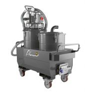 Tc200if - aspirateurs pour liquides chargés (huile et copeaux)