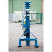 AP57 - Enfonce Pieux - Lesserteur - equipé d'une masse de 170 ou 210 kg