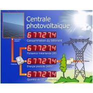 Panneau didactique XC-BOARD ENERGIE PHOTOVOLTAÏQUE