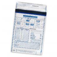 Enveloppe sécurisée inviolable pour billets