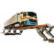 Pont élévateur à ciseaux pour pl/bus hds (2 x 8,0 m / 50t)