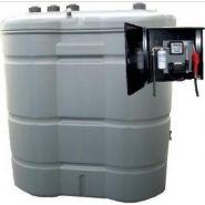 Cuve 1000 litres gasoil avec pompe armoire - réf. dfs1000fltrld