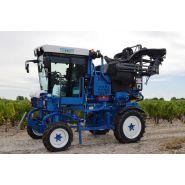 JUPITER 100 MT - Tracteur enjambeur - Frema - à transmission hydrostatique 4 roues motrices