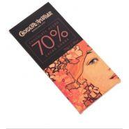 CHOCOLAT  70% GHANA 70G AX_V6910