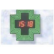 FP - Enseigne pharmacie - OUEST ENSEIGNES - Consommation de la croix 110 watt