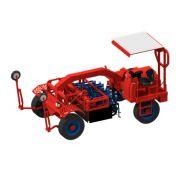Scorpion Bineuse automatique automotrice - Ferrari - Planche unique / multiple