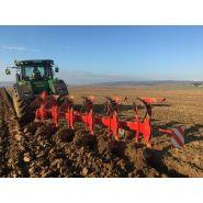 Charrue TX 170 & TX 175 - Charrue Agricole - MAG Demblon - X résiste à un effort de 2700 kg