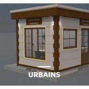 Constructions modulaires - karmod - cabine-kiosque