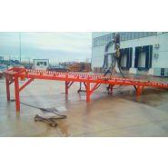 AUSBAU-ST - Rampe de quai de chargement fixe sans plate-forme horizontale - AV-exim - Charges 6000 - 10000 kg
