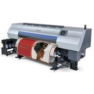TS500-1800 - Imprimantes textile - Mimaki/graphic reseau - Vitesse exceptionnelle de 150 m²/h