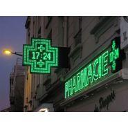 Enseigne pharmacie - Activ' communication - Format 858 x 1198 mm