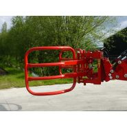 Bkp-c - pince à balle - wifo - capacité max. : 2000 kg - poids : 415 kg